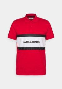 JJSHAKE - Polo shirt - true red
