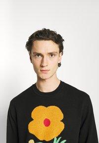 Obey Clothing - TRACES  - Jersey de punto - black multi - 3