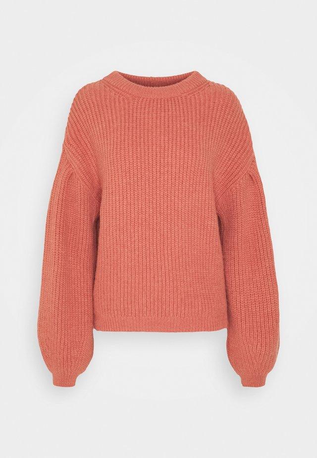 BEANETH JUMPER - Sweter - rosa