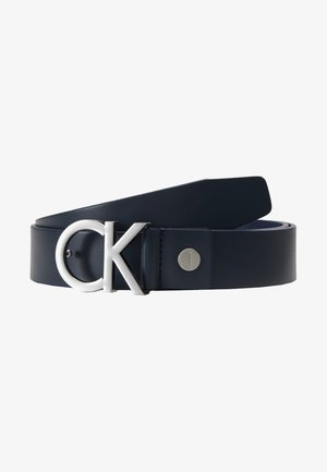 BUCKLE BELT - Cinturón - blue