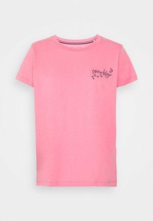 TEE  - Pyjamapaita - hamptons pink