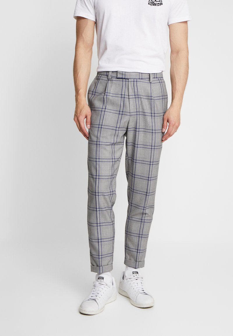 FoR - TROUSER - Kalhoty - grey