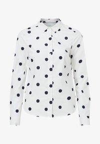 Boden - DAS NEW CLASSIC - Button-down blouse - off-white - 4
