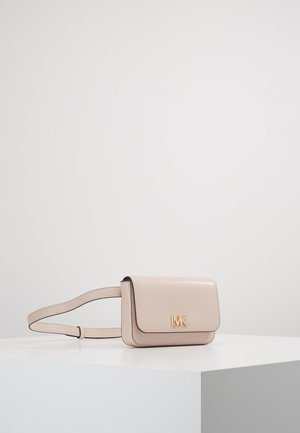 MOTT BELT BAG - Ledvinka - soft pink