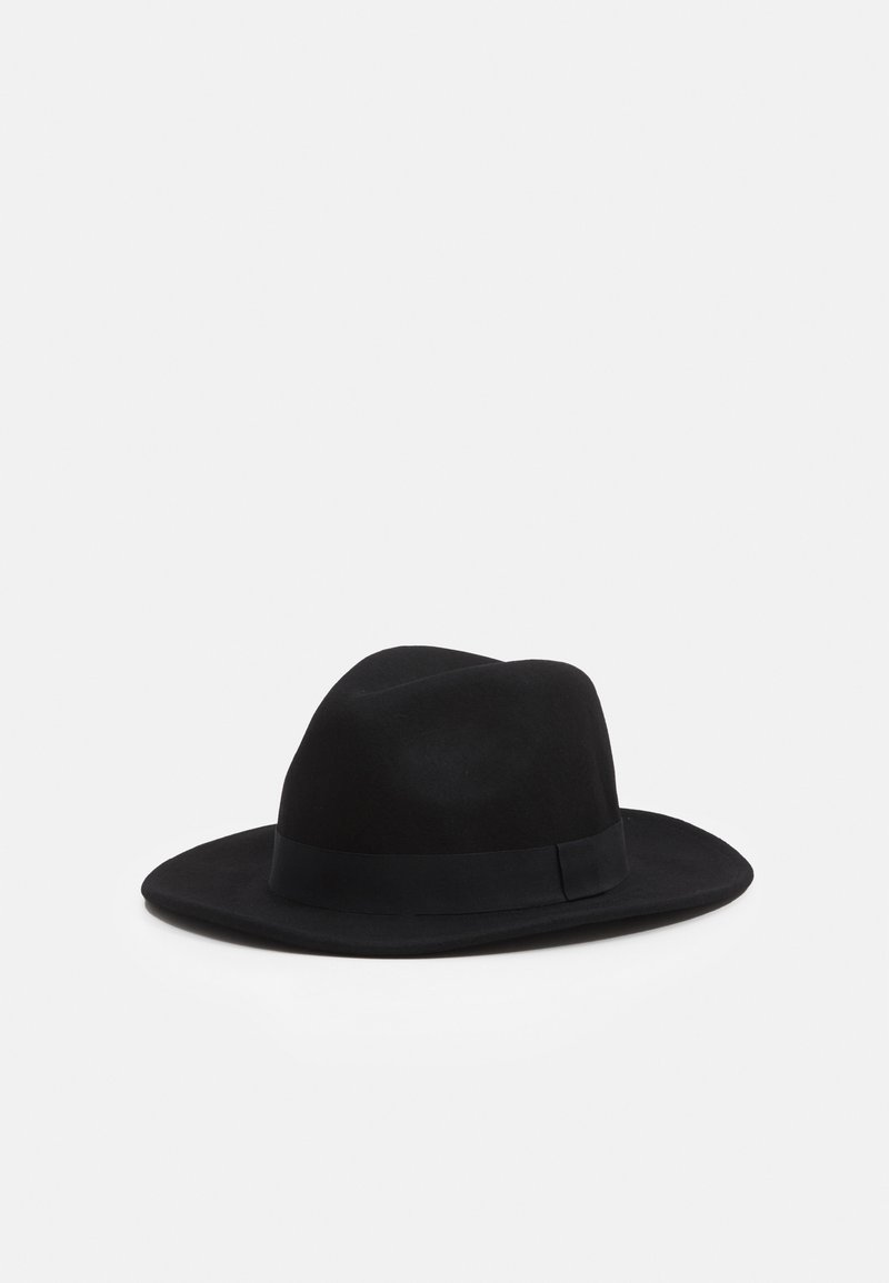 Burton Menswear London - FEDORA - Hat - black