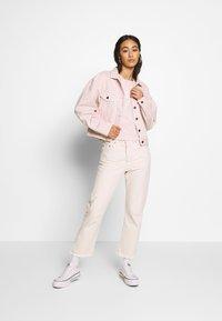 Levi's® - 501® CROP - Jeans Straight Leg - neutral ground - 1
