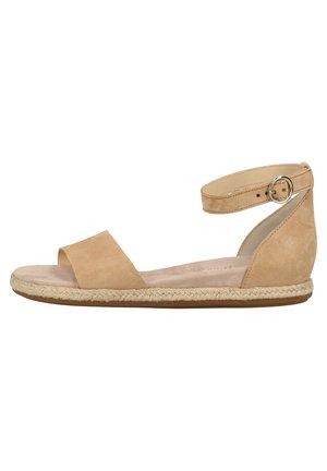 PAUL GREEN SANDALEN - Sandals - beige