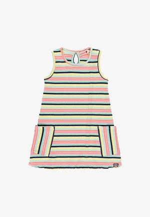 Jumper dress - stripes