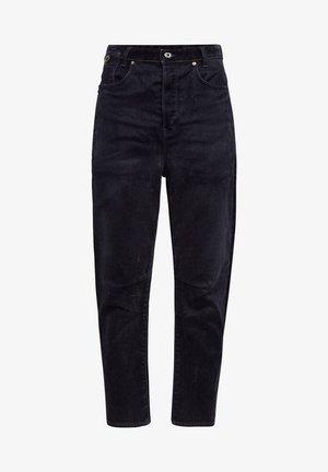 C-STAQ 3D BOYFRIEND CROPPED - Straight leg jeans - mazarine iced flock