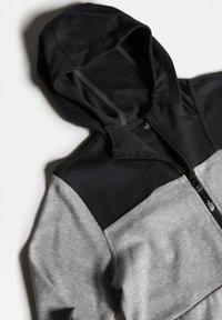 The North Face - B SLACKER 1/4 ZIP - Hoodie - tnf light grey heather - 3