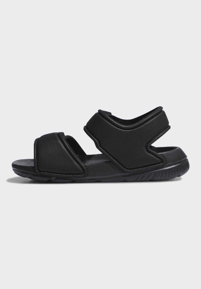 ALTASWIM - Pool slides - black