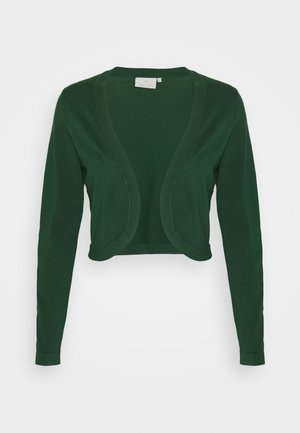 ASTRID BOLERO - Kardigan - dark green