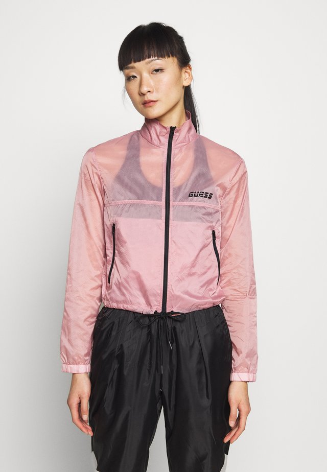 CROPPED - Veste coupe-vent - pink