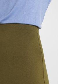 Even&Odd - Maxi skirt - khaki - 5