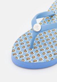 Lauren Ralph Lauren - EVA PAISLEY SHAWNA - T-bar sandals - blue - 6