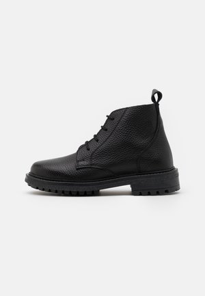 OCHA UNISEX - Lace-up ankle boots - black