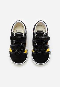 Vans - OLD SKOOL - Sneakers basse - black/true white - 3
