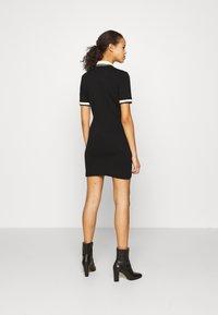 maje - RAVENY - Jumper dress - noir - 2