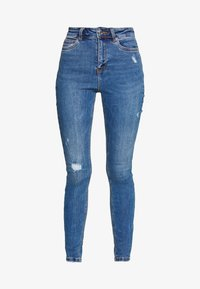ONLY - ONLMILA LIFE - Jeans Skinny Fit - medium blue denim - 4