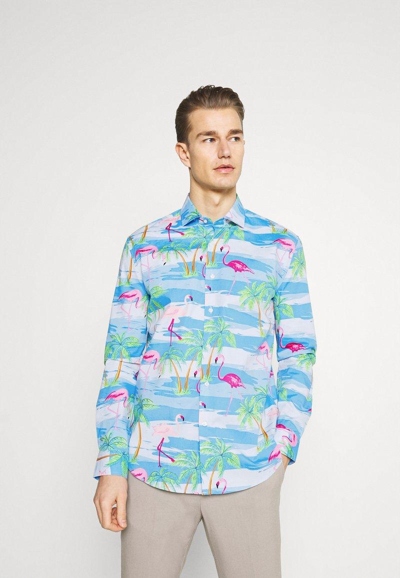 OppoSuits - FLAMINGUY - Shirt - multi-coloured