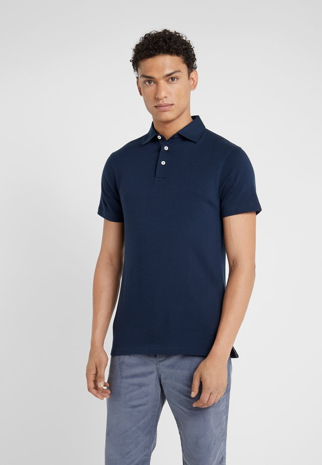 TRAVEL - Polo - navy