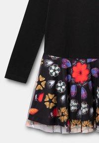 Desigual - KAYLA - Day dress - black - 3