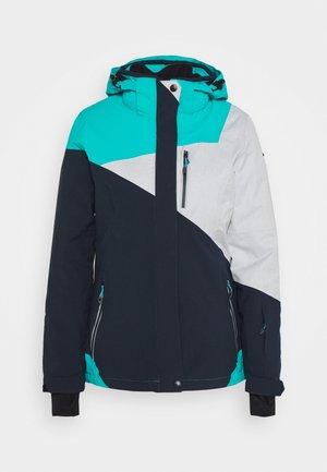 Lyžařská bunda - aqua