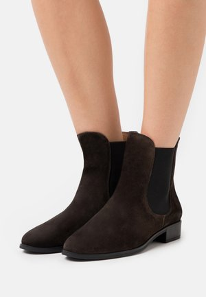 BOYER - Classic ankle boots - rhino
