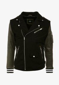 Be Edgy - LOPEZ - Light jacket - olive black - 4