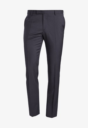 RYAN - Suit trousers - dark blue