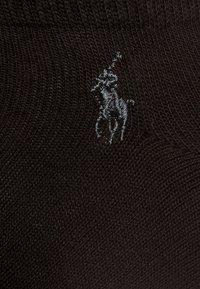 Polo Ralph Lauren - GHOST 3 PACK - Skarpety - black - 1
