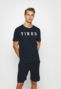 Pier One - Pyjama set - dark blue - 0