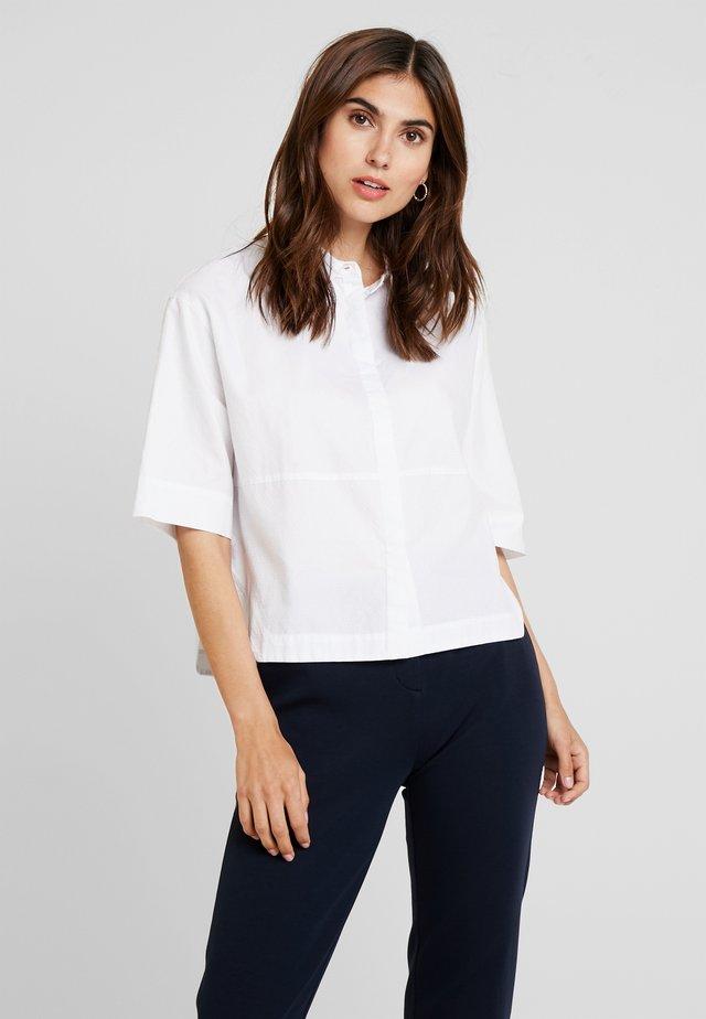 FRIEDI AJOUR - Košile - white