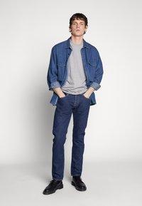 Edwin - Straight leg jeans - blue denim - 1