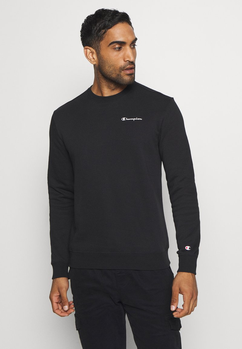 Champion - LEGACY CREWNECK - Sweater - black