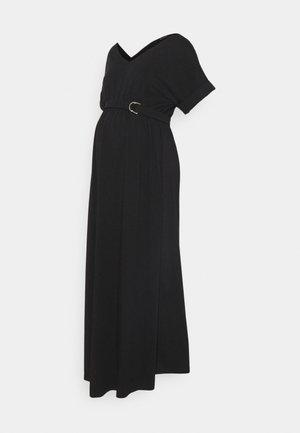 MANDAVAI - Robe longue - black