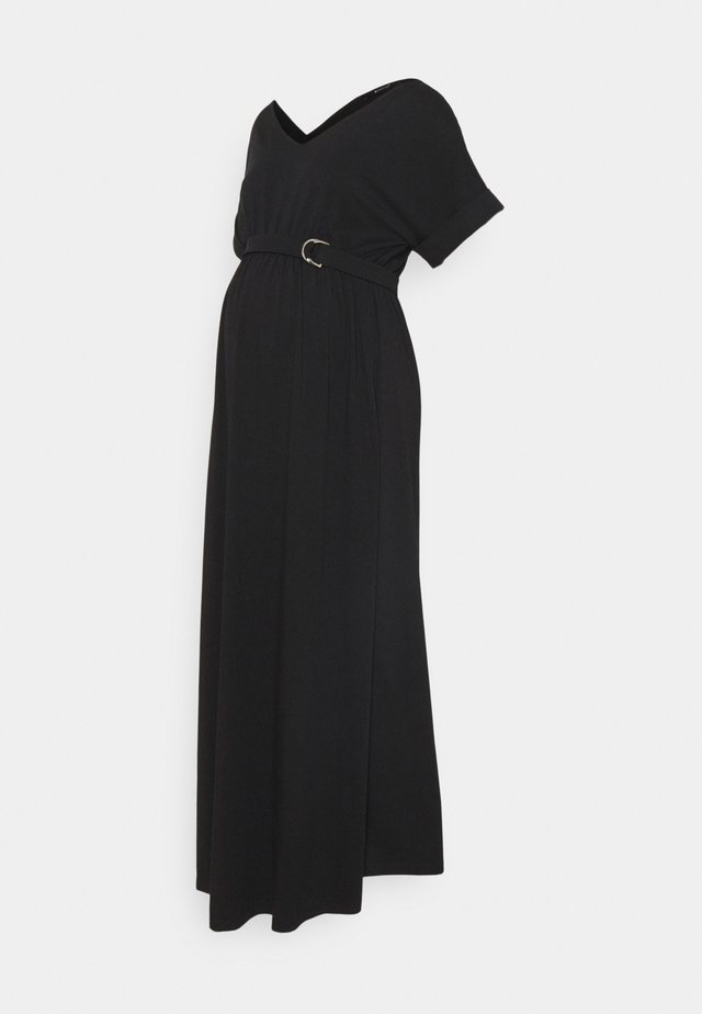 MANDAVAI - Maxi dress - black
