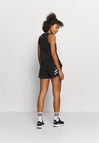 adidas Performance - RUN IT - Urheilushortsit - black - 2