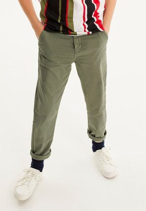 LOOSE FIT - Chinos - khaki