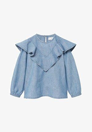 COMETA - Bluser - bleu clair