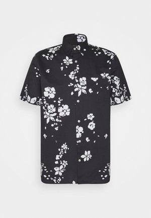 Chemise - navy floral