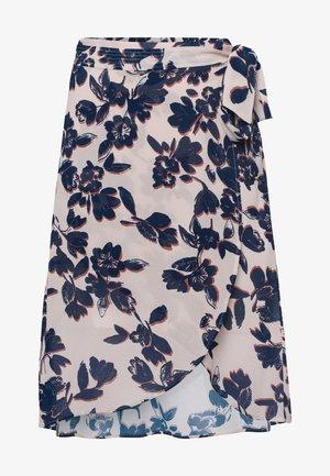 A-line skirt - blush varied