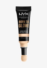 Nyx Professional Makeup - BORN TO GLOW RADIANT CONCEALER - Concealer - 01 pale - 0