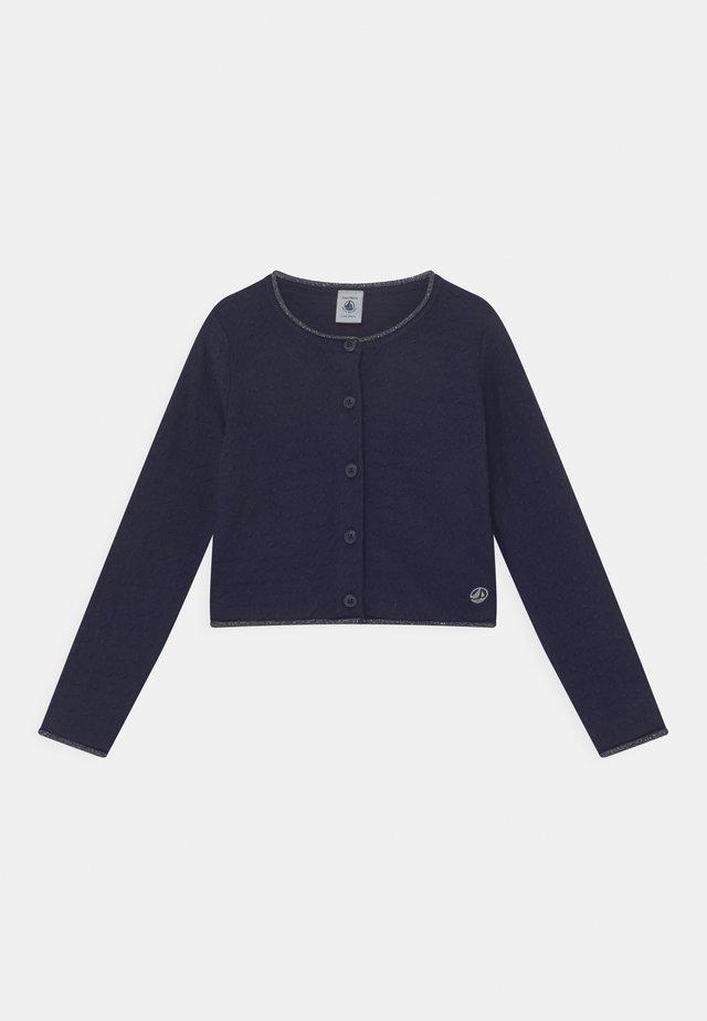 LEONIE - Strickjacke - dark blue
