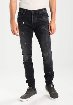 CAVIN - Jean slim - black used