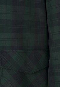 Mulberry - FREDA COAT WOVEN - Manteau classique - dark green - 2