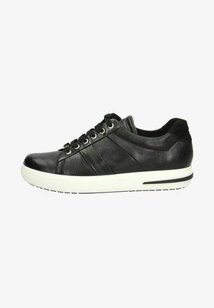 WOMS  - Sneakers laag - black nappa