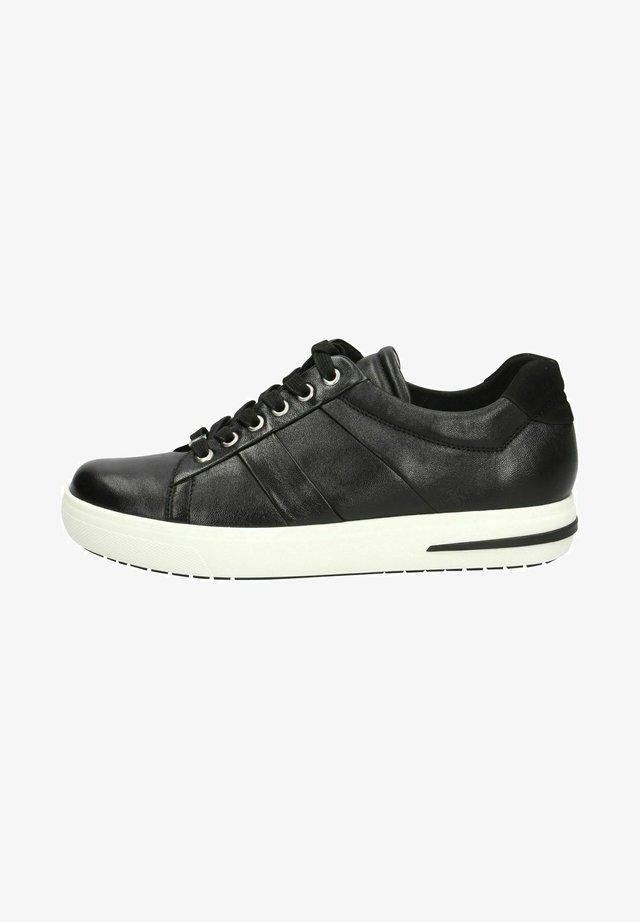 WOMS  - Sneakers basse - black nappa
