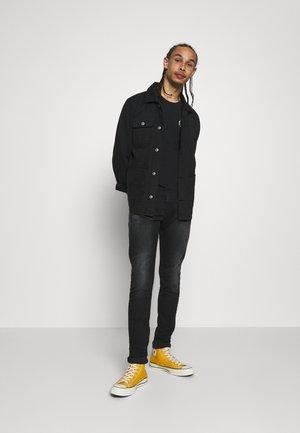UMTEE RANDALTHREEPACK - Print T-shirt - black