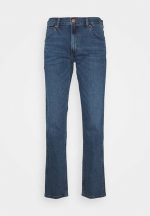 GREENSBORO - Straight leg jeans - blue shot